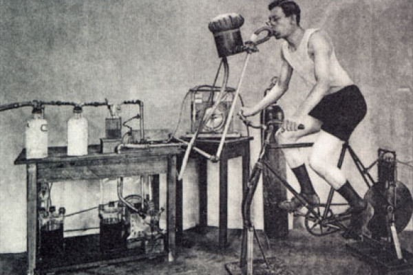 The Ergometer Bycicle Syndrome