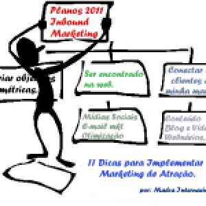 (Português) 11 Dicas para usar o Inbound Marketing, neste ano!