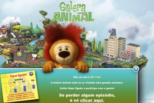 Galera Animal – Case Nestlé