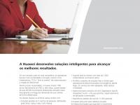 anúncio Huawei