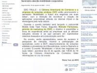 Amcham, Marcelo Fernandes