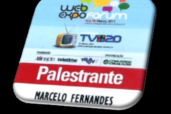 Inbound Marketing no WebExpoForum 2011