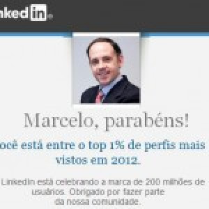 Você sabe como chegar ao 1% dos perfis mais visitados do Linked In?