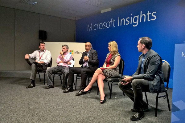 As 4 lições sobre inovação e o impacto na experiência do cliente, direto do Microsoft Insights.